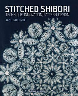 Stitched Shibori