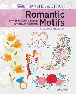 Transfer & Stitch Romantic Motifs