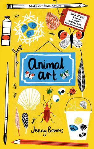 Animal Art: Make Art from Nature