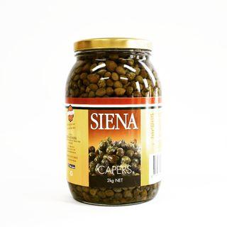 Siena Capers in Vinegar 2kg