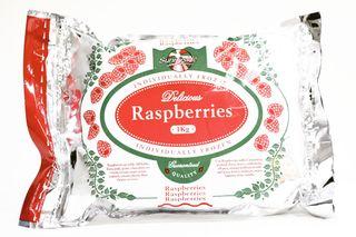 Frozen Raspberries 1kg