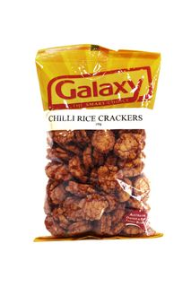 Galaxy Rice Cr Chilli 150g(12)