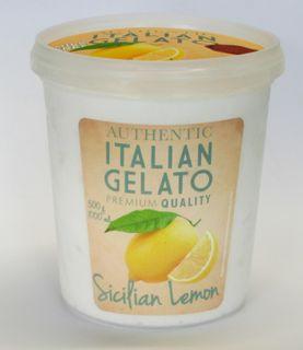 Italian Lemon Gelato 1L (6)