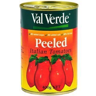 VVerd Peeled Tomato 400g (12)