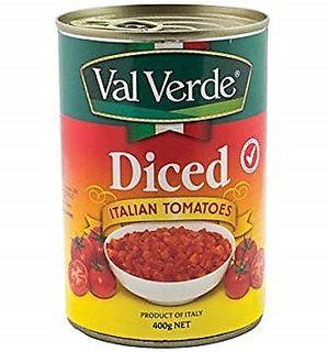 VVerde Diced Tomato 400g (12)