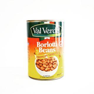 Val Verde Borlotti 400g (12)