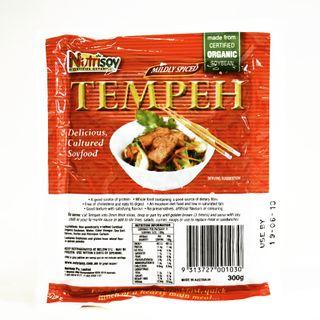 Tempeh Mild Spiced 300g