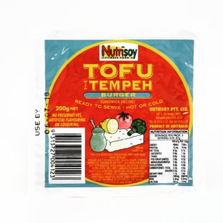 Tofu Temp Burger 200g (1)
