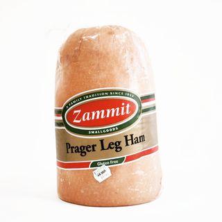 Prager Leg Ham 3.5kg rw