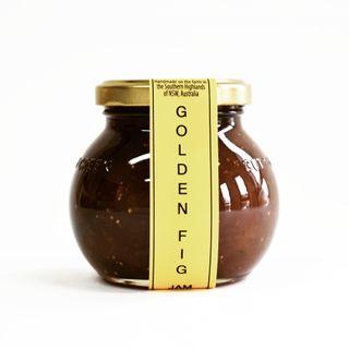Cutt Jam Golden Fig 220g (12)