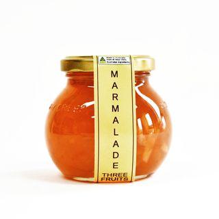 Cutt Marmalade 3 fruit 220g 12