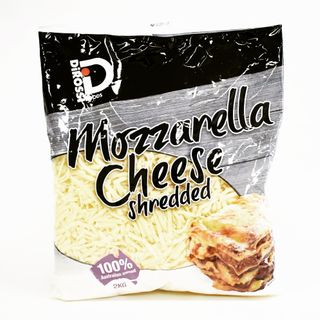 CPM Shredded Mozz 2kg