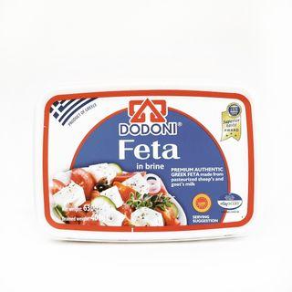 Dodoni Fetta 400gm (12) New$