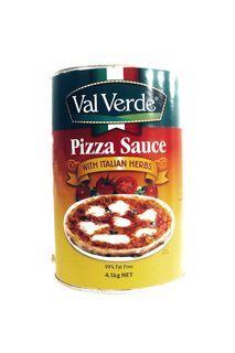 Val Verde Pizza Sauce 4.1kg(1)