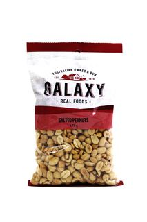 Galaxy Peanuts Saltd (12) 475g