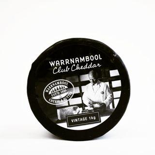 Vintage Cheddar 1kg