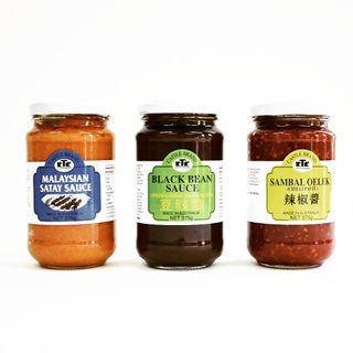 Black Bean Sauce 375g 6