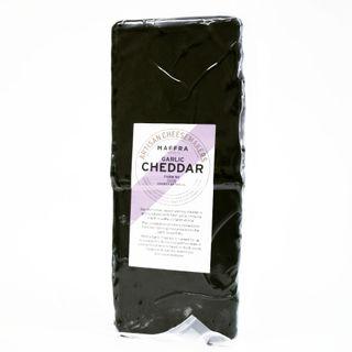 Maffra Garlic Cheddar rw