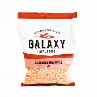 Galaxy Red Lentils 500g (12)