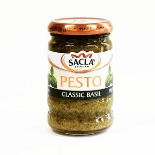 Sacla Classic Pesto 190g (6)