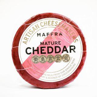 Maffra Matured Cheddar rw