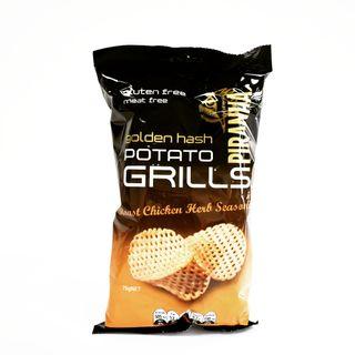 GF Potato Grills Chick 75g (12