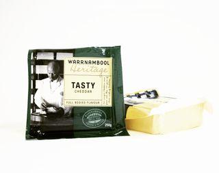 Cheddar Tasty Block 250g (8)