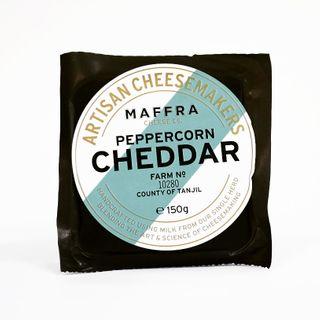 Maff Pepp'corn Cheddar 150g 10