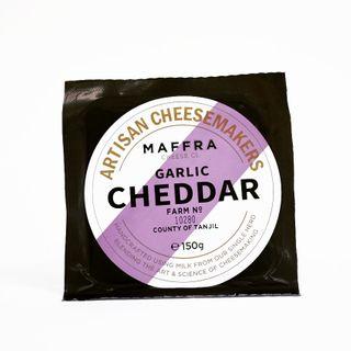Maff Garlic Cheddar 150g (10)