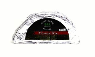 BC Mossvale Blue 1/2 Wheel
