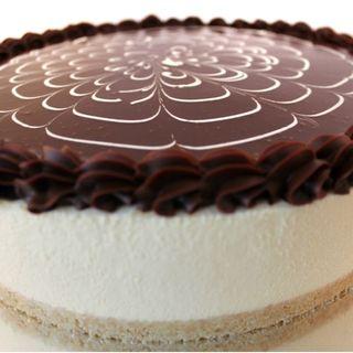 Marble Chocolate Cheesecake