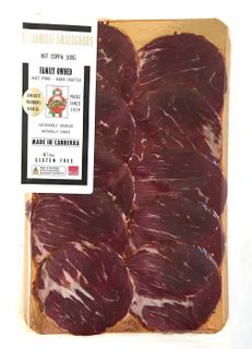 Coppa Hot Sliced 100g (10)
