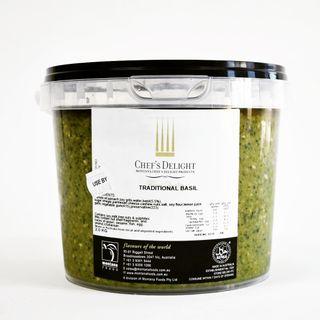 CD Traditional Basil Pesto 2kg