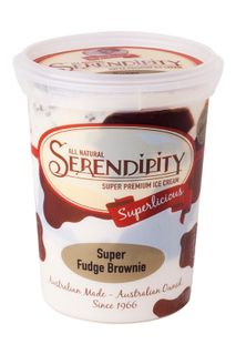 Super Fudge Brownie 500ml (6)