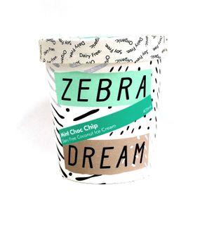 Zebra Mint Choc Chip 475ml (6)