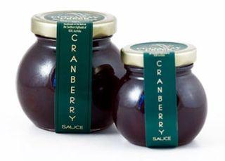 Cutt Cranbry Sauce 220g (12)