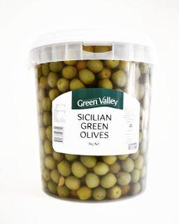 Green Sicilian 8.1kg