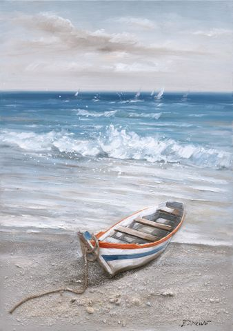 A Summer's Tale Oil Painting 100x70