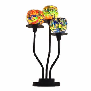3 Tier Electric Lamp