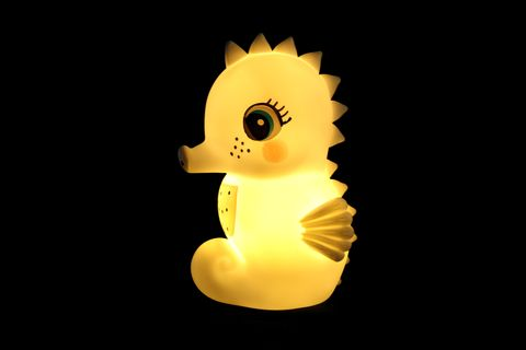 Kids Glow Lamp Fin the Seahorse