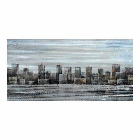Bayside Aluminium Wall Art 60X120