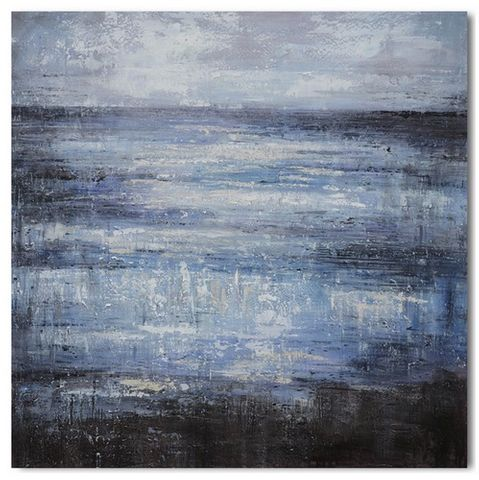 Marshlands Oil Painting 80X80
