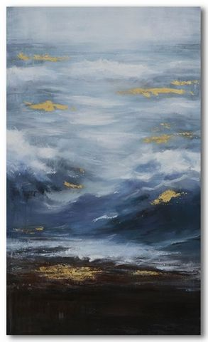 The Search Oil Painting 90x50