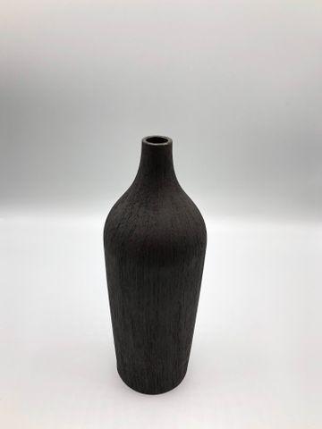 Vase Edgar Sml Charcoal