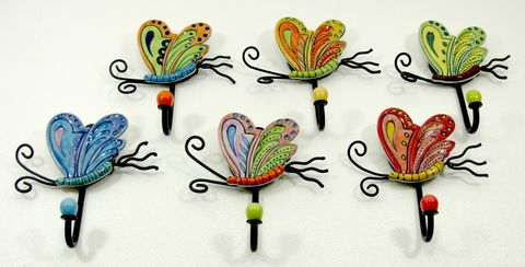 Hook Butterfly Set of 12