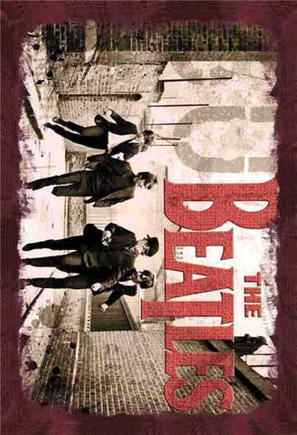 Tin Sign 30x20 Beatles