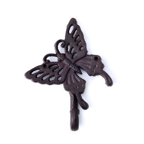 Butterfly Cast Iron Hook
