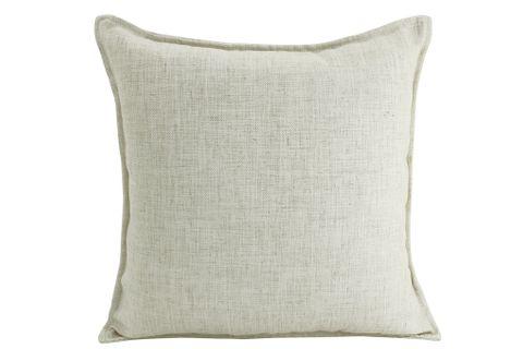 Linen Beige Cushion 55x55cm