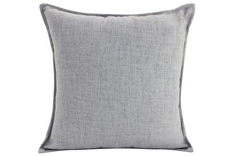Linen Lt Grey Cushion 55x55cm