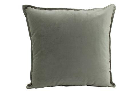 Velvet Cushion Latte 55x55cm